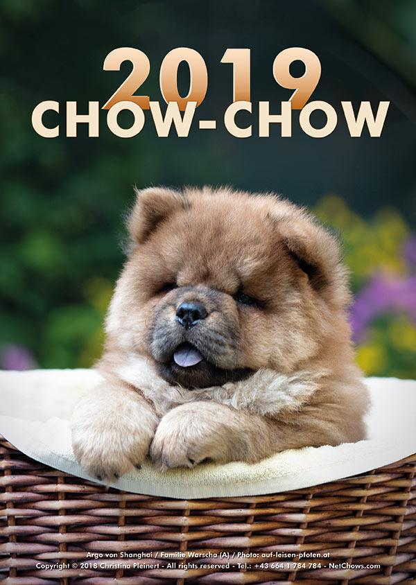 The Chow-Chow Calendar