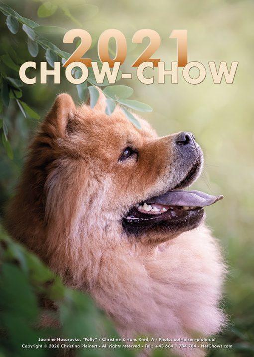 Chow-Chow Calendar 2021